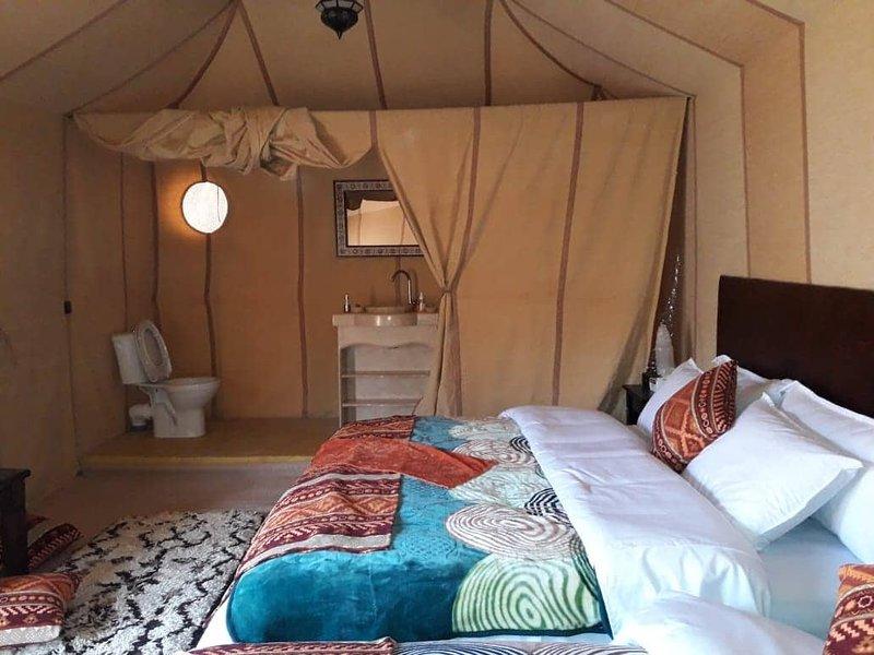 Merzouga Luxury Camp, casa vacanza a Rissani
