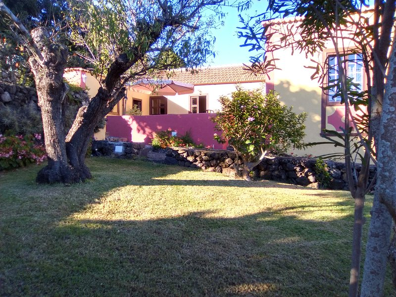 La Faya, vacation rental in La Rosa