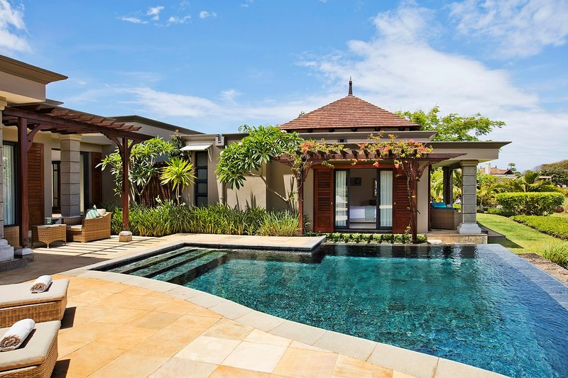You will love this luxurious villa with a private pool.
