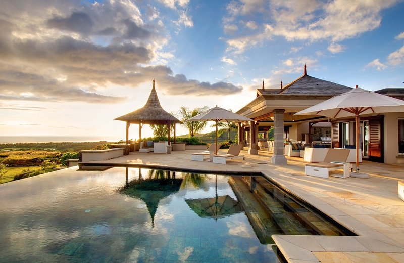Welcome to our ocean view villa with a Private Pool!