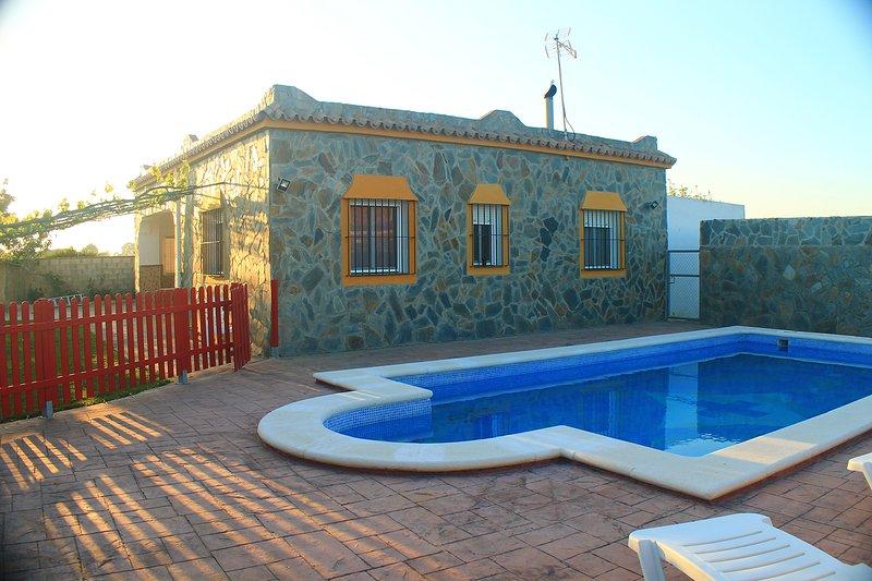 Chalet Aroca, aluguéis de temporada em Los Naveros