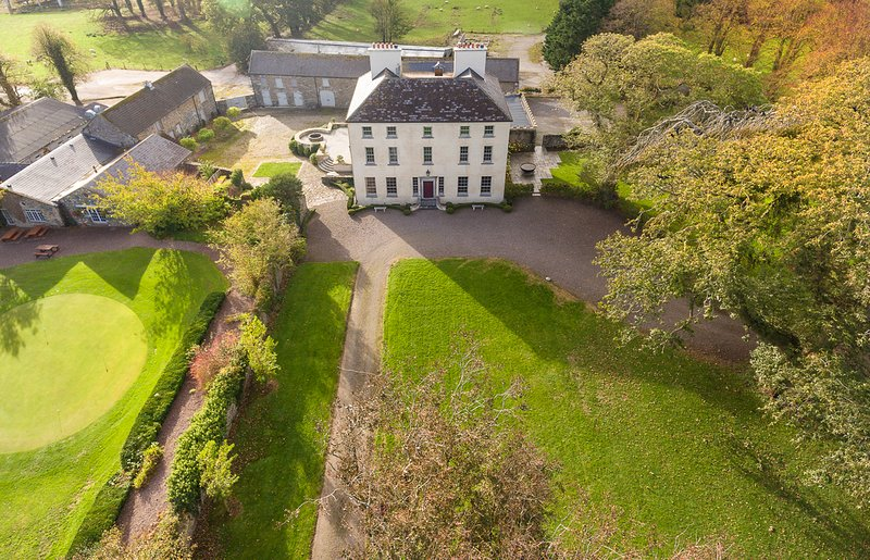 Churchtown House, Kerry, holiday rental in Farranfore