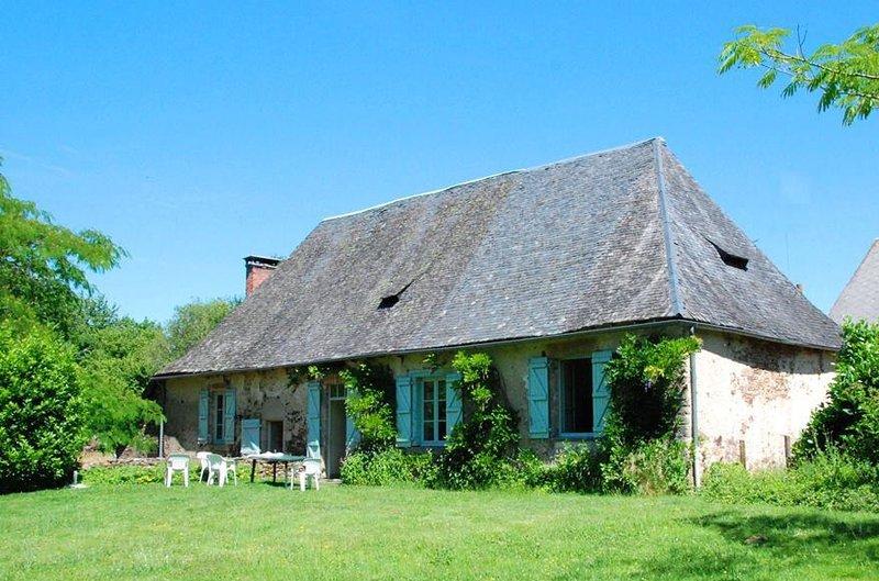 Gîte des Chaises Basses, location de vacances à Allassac