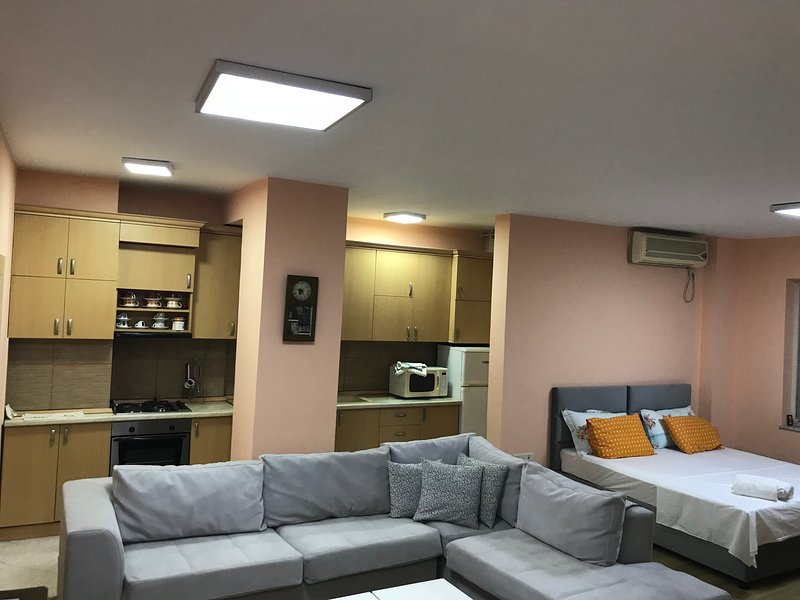 Apartment in The Block, holiday rental in Tirana