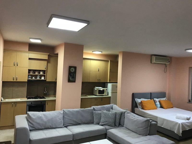 Apartment in The Block, location de vacances à Daias-Barabas