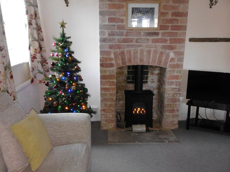 All ready for a cosy Christmas.......