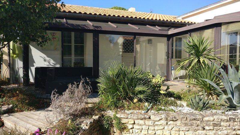 Chambre d'hôte La Touline à La Rochelle, location de vacances à Sainte-Soulle