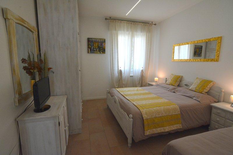 Charming apartment in villa near the beach, holiday rental in Savio di Ravenna