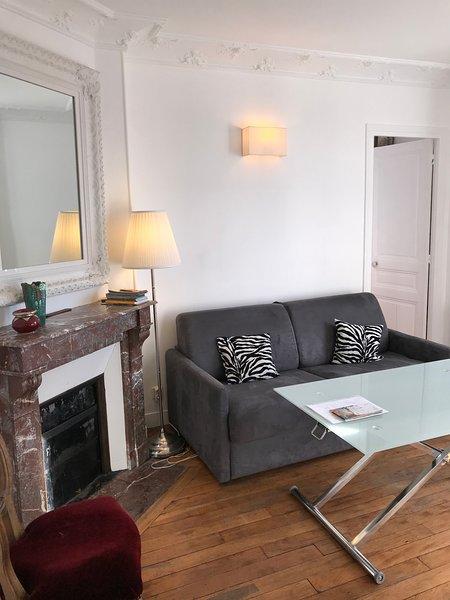 Appartement Parisien de Standing, location de vacances à Seine-Saint-Denis