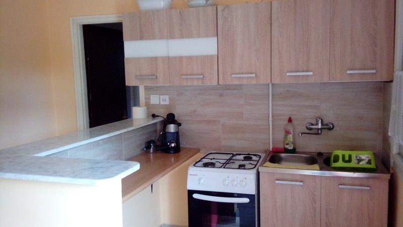 Beautiful apartment for 8 persons, vacation rental in Balatonlelle