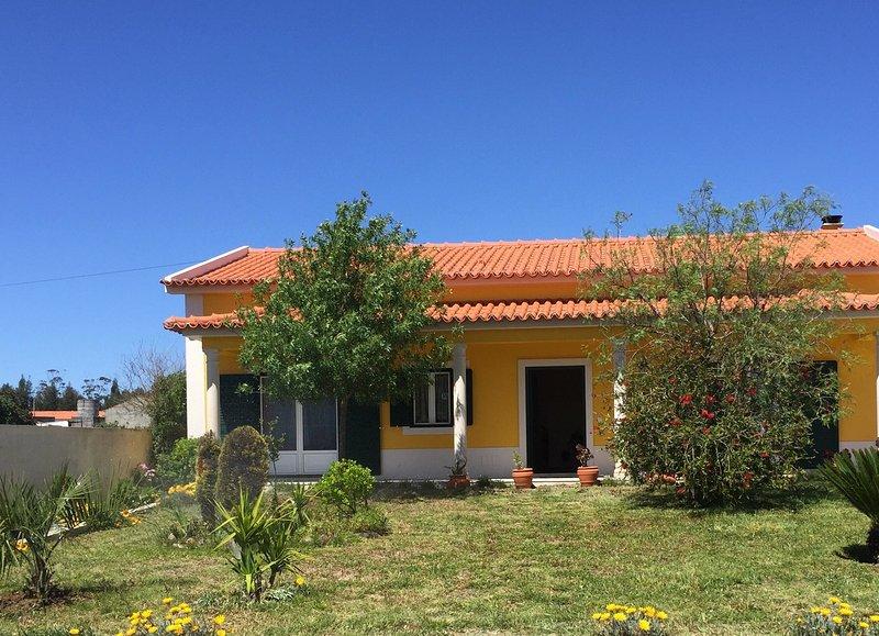Villa avec SPA près de ALCOBAÇA et NAZARÉ L'Escale au Portugal, alquiler vacacional en Turquel