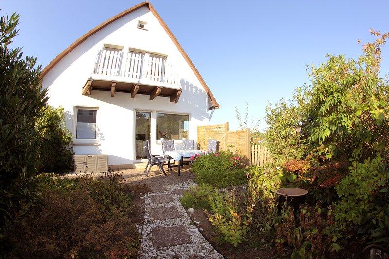 An der Weinrebe Das Ferienhaus in Bad Hersfeld, vakantiewoning in Tann