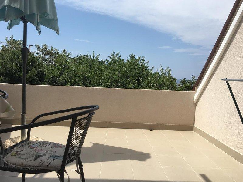 Stanisce Apartment Sleeps 4 with Air Con - 5462291, location de vacances à Potocnica
