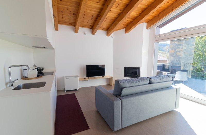 Apartament Gala, location de vacances à La Torre de Cabdella