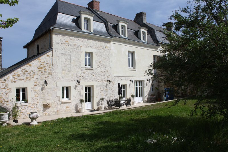 La Douce France - Trianon, holiday rental in La Roche-Clermault