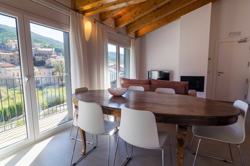 Apartament Gaia, location de vacances à La Torre de Cabdella