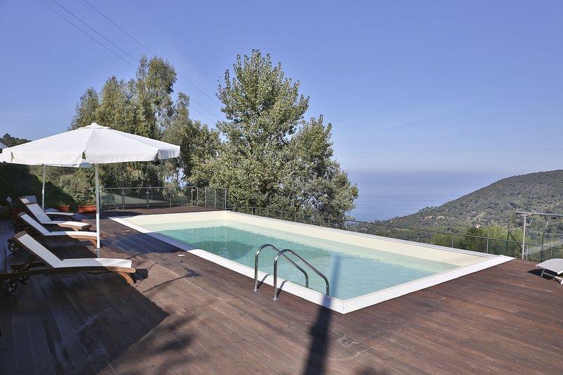 Le Terrazze, vacation rental in Isnello