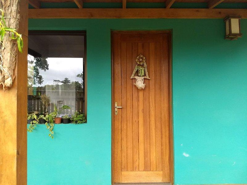 Cabana Refúgio - Refúgio Brisa da Lagoa, holiday rental in Ibiraquera