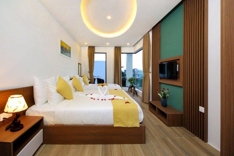 Cozy double Room- Hoi An Majestic Villa