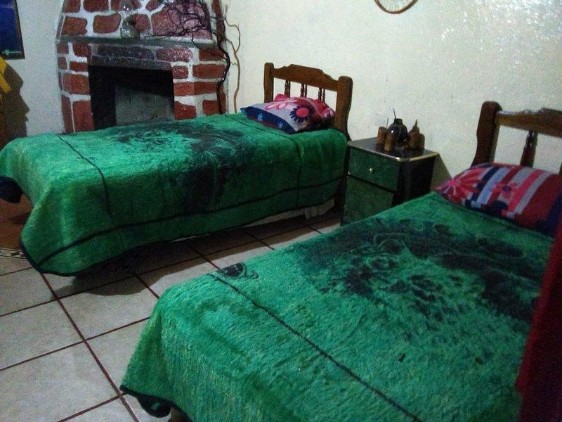 Cabanas Mariposa, holiday rental in Creel
