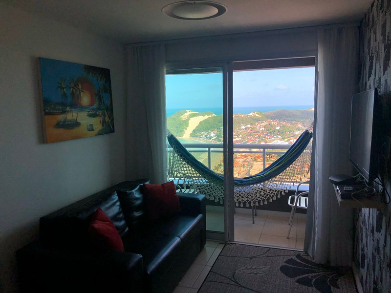 Blue Ocean Ponta Negra Melhor Vista/ Best View Ponta Negra, vacation rental in Natal