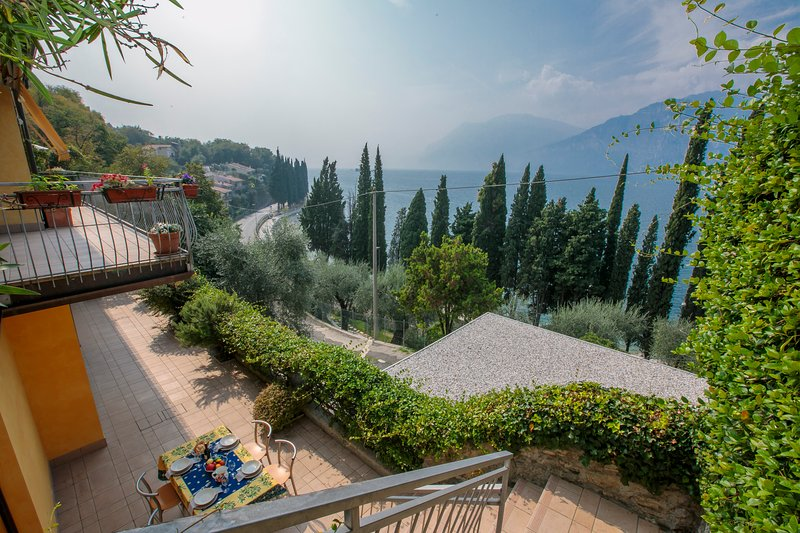 Malcesine Lake View, holiday rental in Assenza