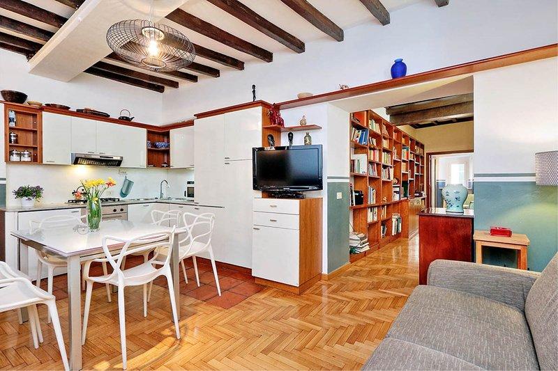 Borromini - Sala de estar