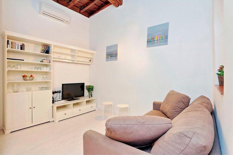 Campo de Fiori II - Living room
