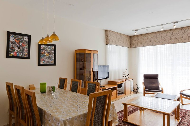 2 bedrooms + 2 bathrooms # 36, alquiler de vacaciones en Kfar Saba