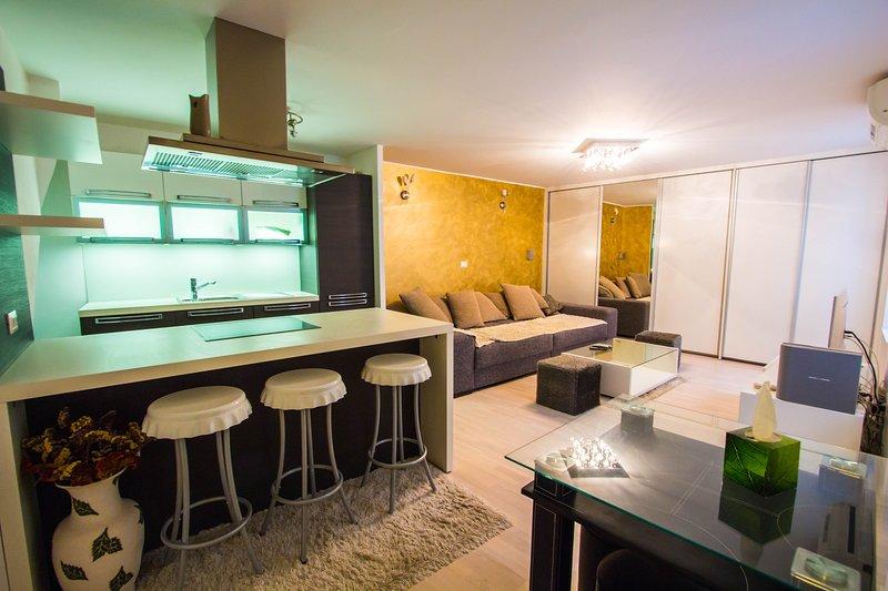 Apartment Katarina Piran, holiday rental in Piran