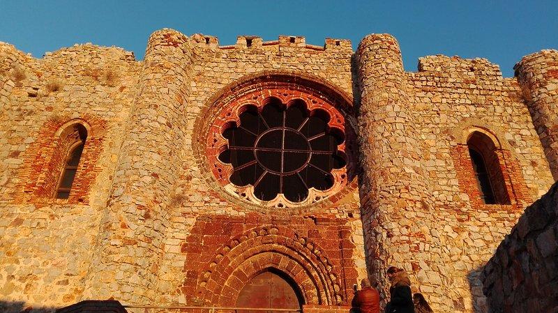 Sacro Convento Castillo de Calatrava la Nueva.