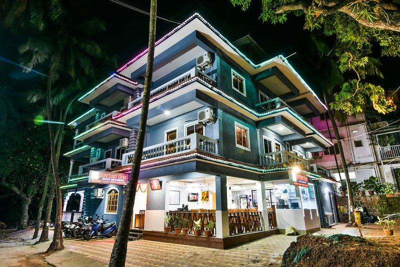 HOTEL SUVIAN BAGHA BEACH, holiday rental in Corlim