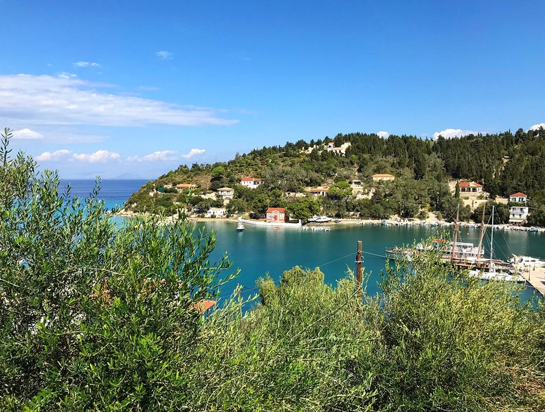 Upper Lina Studio, vacation rental in Lakka