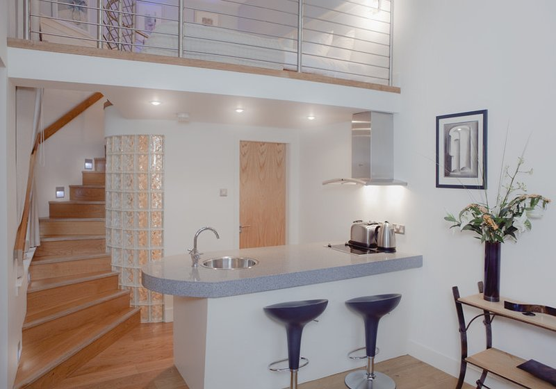 The Studio * The West End, vacation rental in Edinburgh