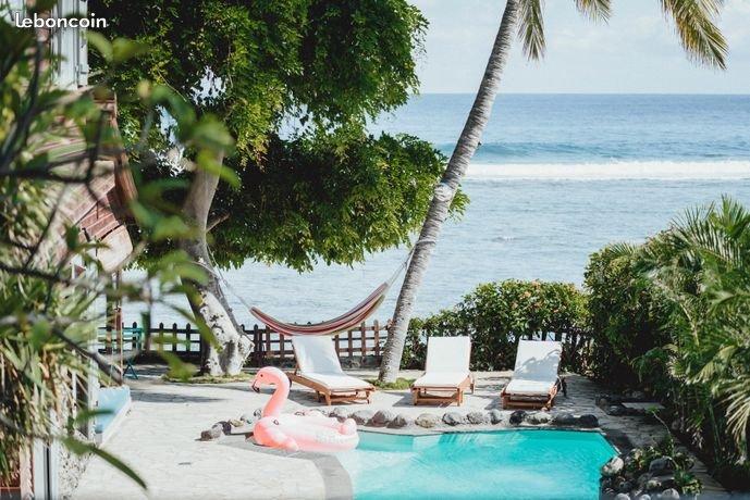 Villa de Prestige 5 étoiles - Au pied de la plage, alquiler de vacaciones en Arrondissement de Saint-Paul