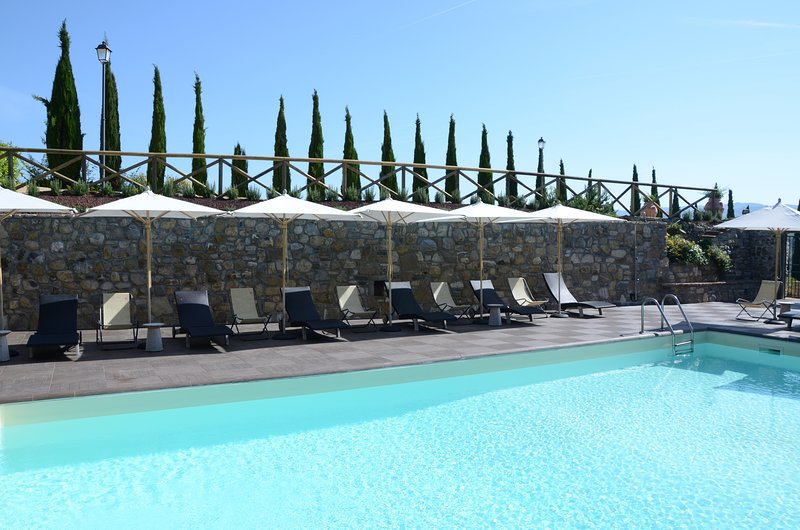 Podere di Casalta: Urania, holiday rental in Lucarelli