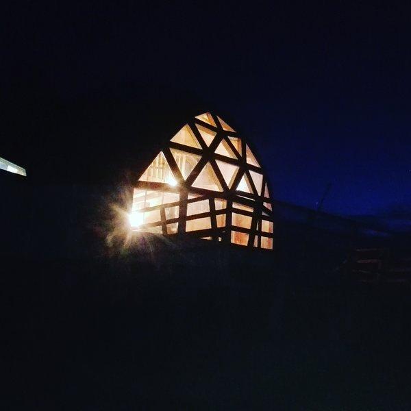 domoschiloe , con la mejor vista de toda la isla a solo minutos de la ciudad, alquiler vacacional en Isla de Chiloé