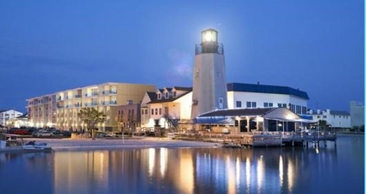 Lighthouse Cove Condo with bay view and great amenities! – semesterbostad i Dewey Beach