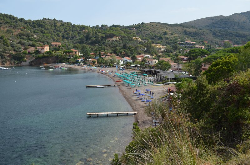 Strand van Bagnaia