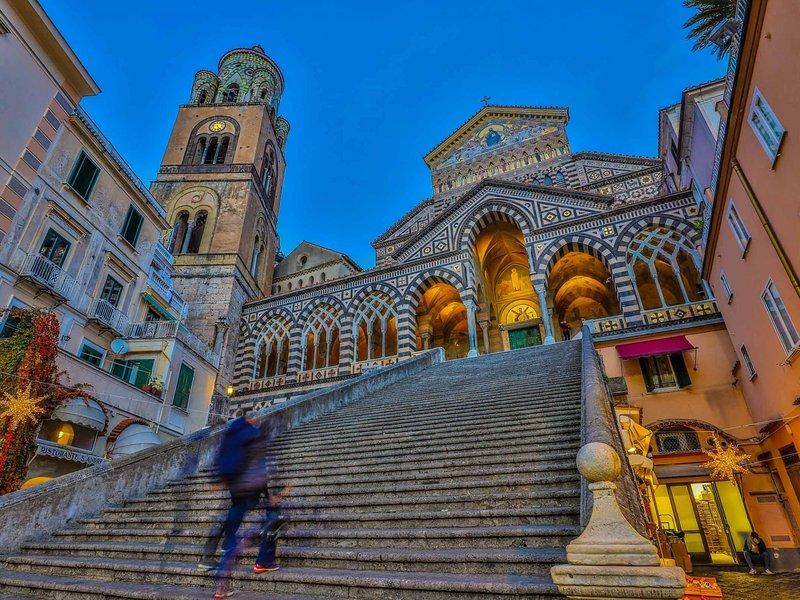 Apartament in Amalfi City Center ID 3584, alquiler de vacaciones en Amalfi