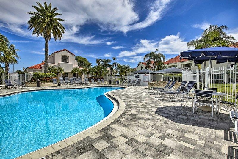 St. Pete Condo w/ Heated Pool - 3 Miles to Beach, vacation rental in Tierra Verde