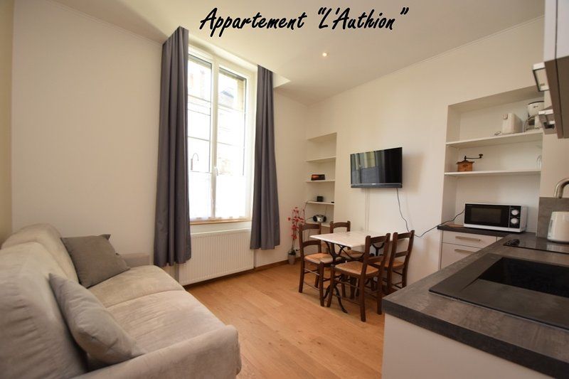 Appartement 1 à 4 personnes AUTHION, vacation rental in La Jumelliere