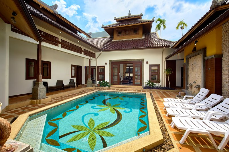Asian Pool Villa, holiday rental in Pattaya