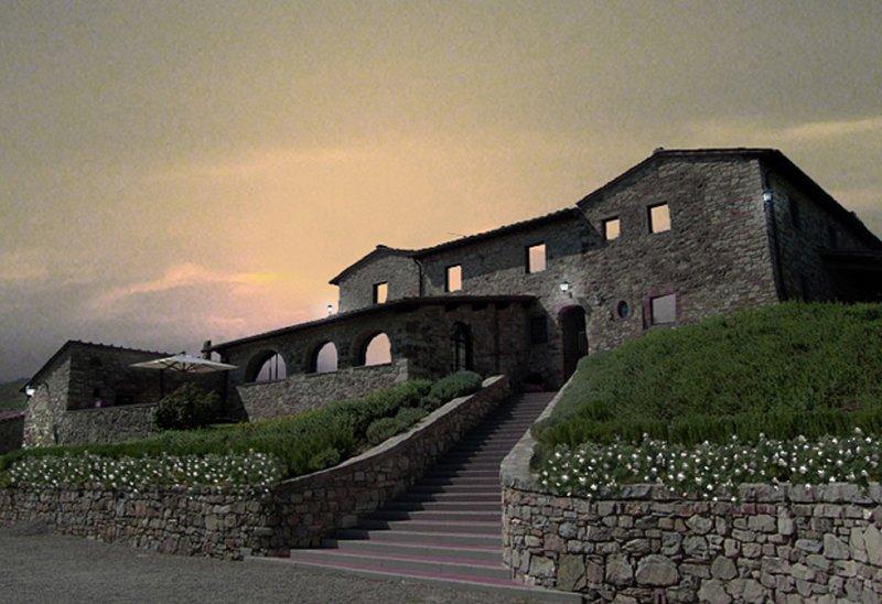 Podere di Casalta: Athena-Urania, vacation rental in Castellina In Chianti