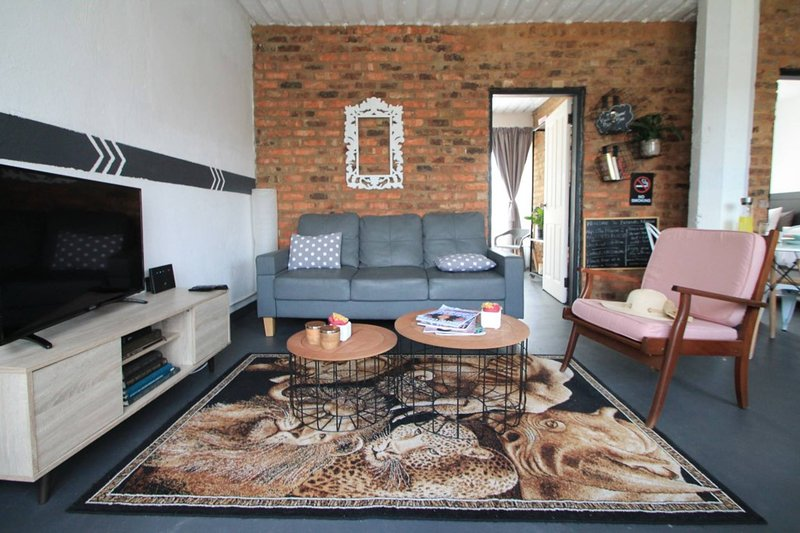 Retro-vintage New Yorker Apartment in Centurion, vacation rental in Centurion