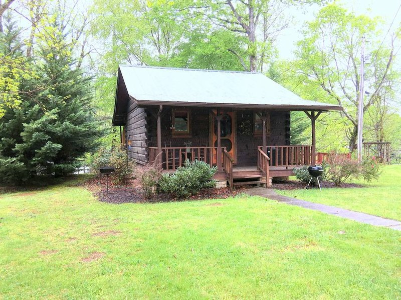 River Bend, vacation rental in Townsend