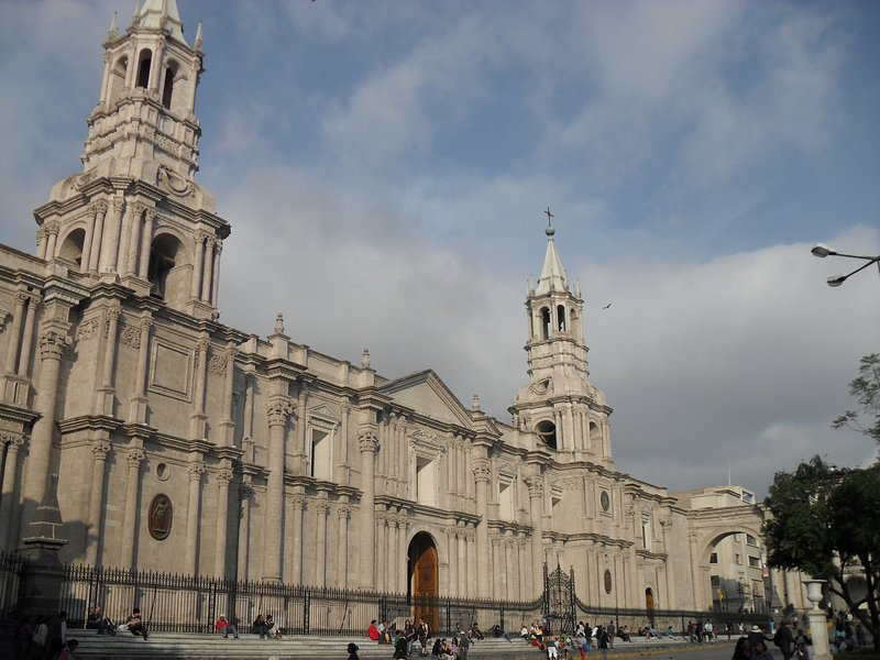 Aparts Downtown Arequipa, location de vacances à Arequipa