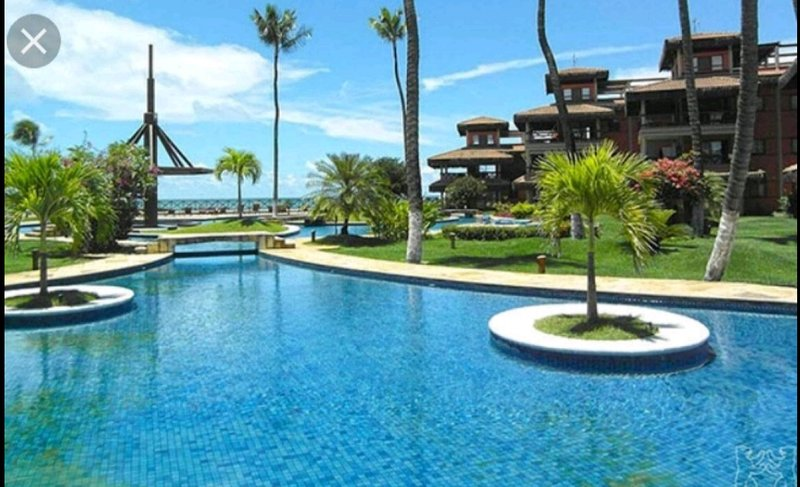 Best Seafront Ground Floor Apartment at Dream Village Kitesurf spot, Cumbuco, holiday rental in Pecém