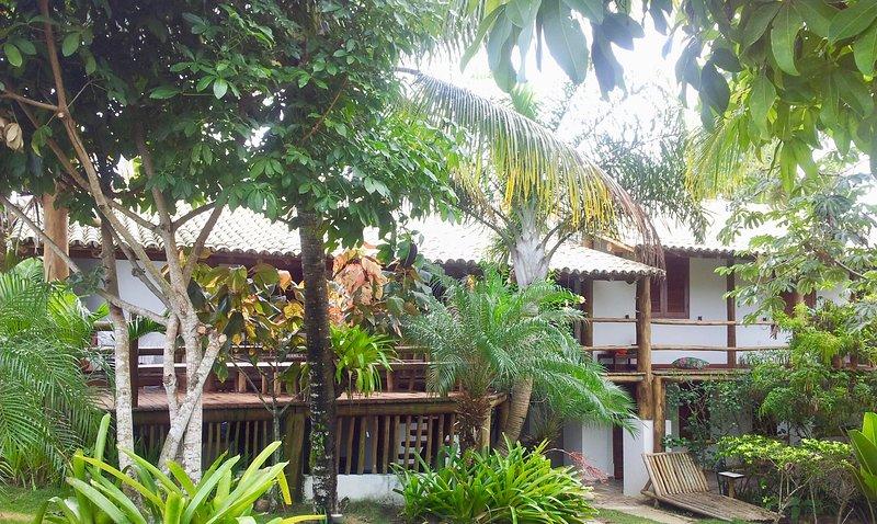 Bangalô 4 Suítes Praia do Espelho:  Outeiro das Brisas,  Bahia,  Brazil – semesterbostad i Trancoso