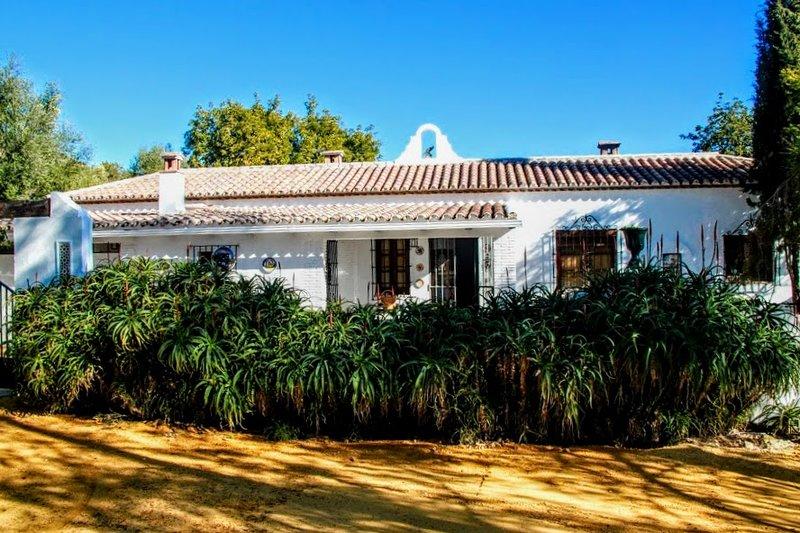Los Algarrobales - El Rancho, vacation rental in Sierra de Grazalema Natural Park